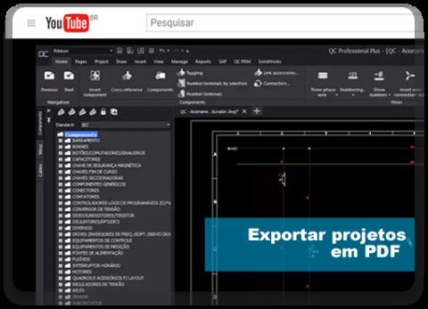 Confira como exportar seus projetos em PDF