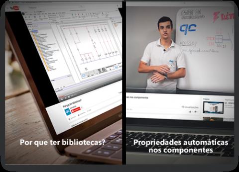 Base de Conhecimento: Propriedades automáticas nos componentes