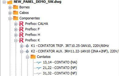 Gerenciamento de Dados do Projeto